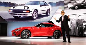 Akio Toyoda, 2021 World Car Person of the Year