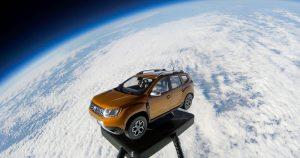 Dacia DUSTAR – svemirska avantura
