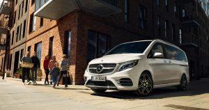 Posebna ponuda Mercedes-Benz V-Klase: V-Klasa Family Pack