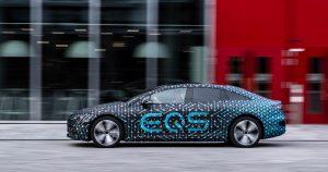 Novi EQS: strast za elektromobilnošću