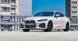 BMW 420i uz BMW Select finansiranje