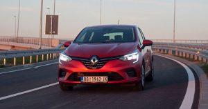 Garaža test – Renault Clio TCe 100 LPG Intens