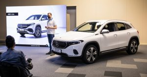 Novi EQA: Početak prodaje električnih Mercedes-EQ vozila u Srbiji