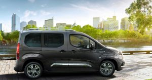 Nova Toyota Proace CITY Electric