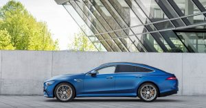 Unapređenje za uspešni Coupe Mercedes-AMG GT 4-door