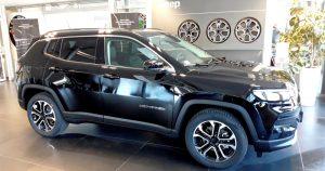 Specijalna ponuda za novi Jeep Compas s isporukom odmah po uplati