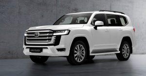 Nova Toyota Land Cruiser predstavljena je danas na online prezentaciji