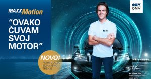 Nova formula goriva OMV MaxxMotion Super 100Plus za smanjenje trenja