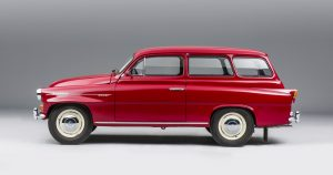 Prva Octavia combi nastala je davne 1961. godine