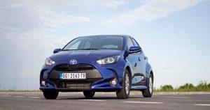 Garaža test – Toyota Yaris 1.0 VVT-i Sol