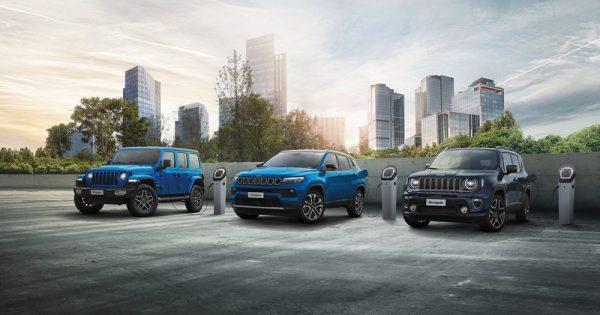Brend Jeep® slavi 80. godišnjicu postojanja kreiranjem električne sadašnjosti i budućnosti