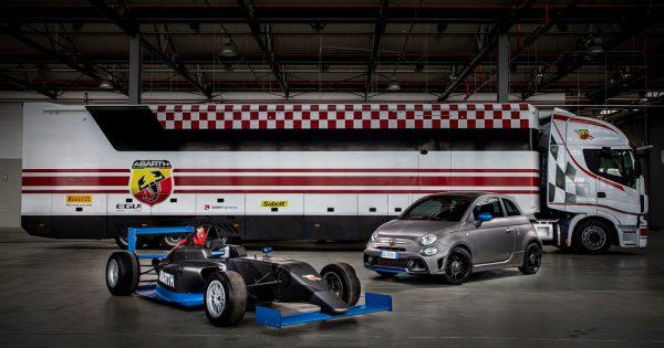 Od Formule 4 do puta: Novi Abarth F595, čist adrenalin od 165 KS