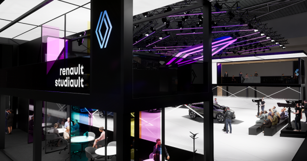 Renault na salonu u Minhenu 2021.