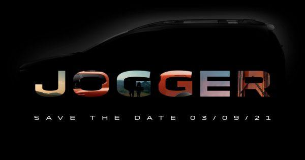 Dacia predstavlja novi model pod nazivom JOGGER