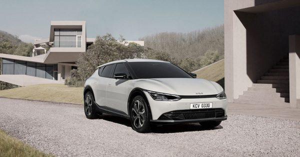 Kia EV6 za prijatnije vlasničko iskustvo  električnih vozila