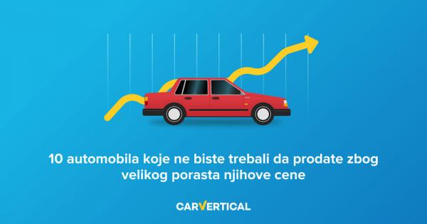 10 Automobila koje ne biste trebali da prodate zbog uvećanja njihove vrednosti