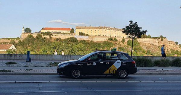 YANDEX GO – Taxi aplikacija od sada i u Novom sadu
