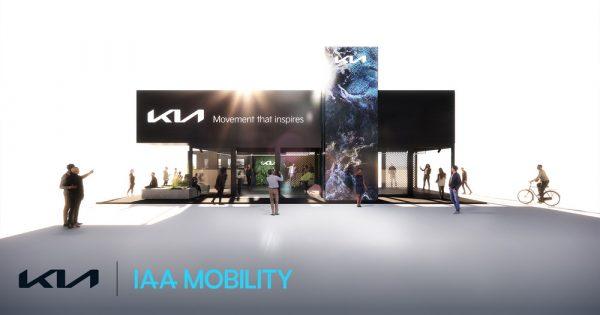 Kia na salonu IAA Mobility u znaku elektrifikacije