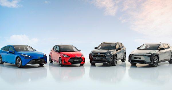 Rekordan plasman Toyote na evropskom tržištu
