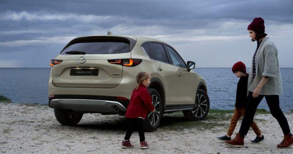 Mazda CX-5 2022: više prefinjenosti i nova struktura paketa opreme