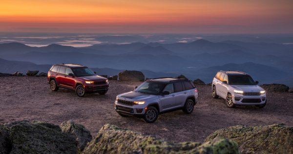 Potpuno novi Jeep Grand Cherokee za 2022. godinu: tehnološki najnapredniji i najluksuzniji Grand Cherokee sa najboljim 4×4 sposobnostima ikada