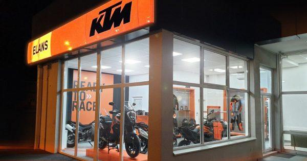 Novi KTM prodajno servisni centar otovoren u Novom sadu