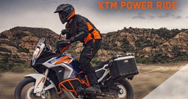 KTM POWER RIDE 2021