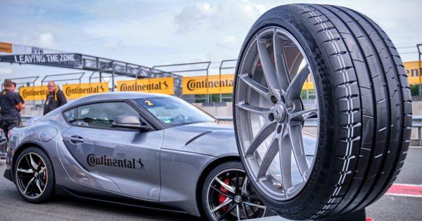 Novi sportski pneumatici Continental: 42 proizvoda u veličinama od 19 do 23 inča