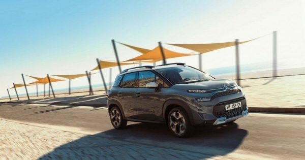 Stigao novi, redizajnirani, Citroën C3 Aircross