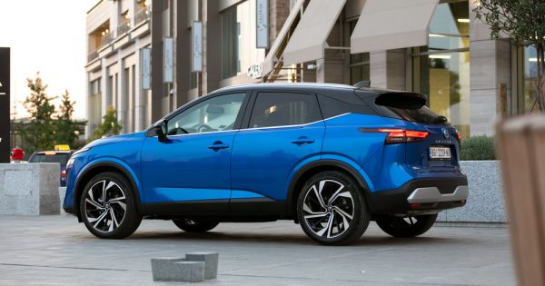 Novi Nissan Qashqai predstavljen u Srbiji