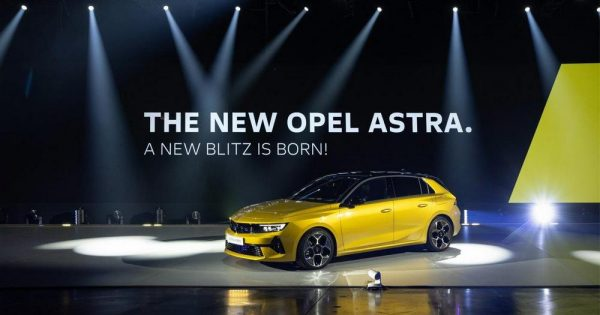Premijera nove Opel Astre u Rüsselsheimu