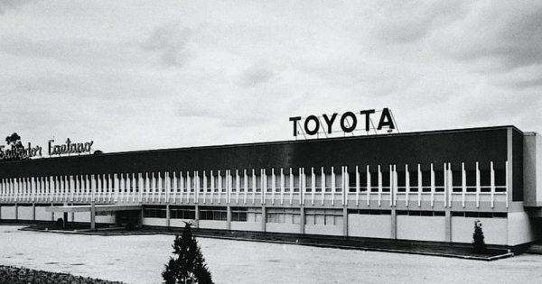 Toyota obeležava 50 godina proizvodnje u Evropi