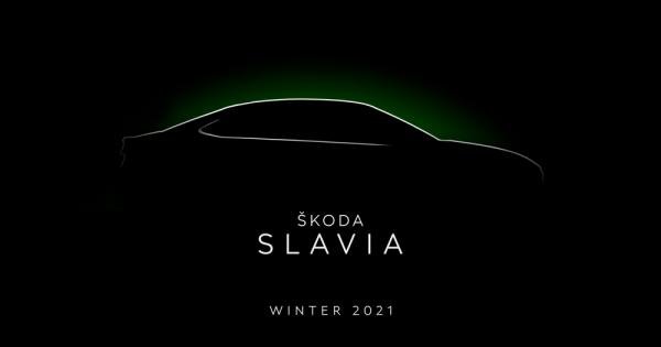 Novi ŠKODA automobil za Indijsko tržište zvaće se SLAVIA