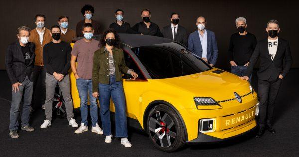 Renault 5 Prototype osvojio nagradu za koncept godine