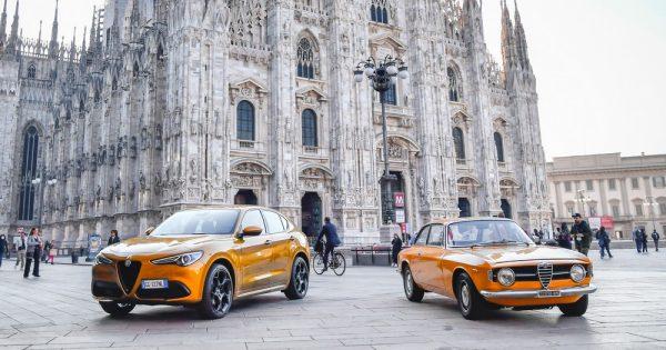 Alfa Romeo Giulia i Stelvio GT Junior: Kako se voli život na italijanski način