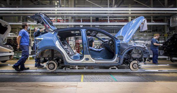 Volvo Cars počinje sa proizvodnjom C40 Recharge u Gentu u Belgiji
